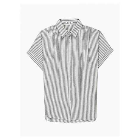 GATE Bavlněná proužkovaná široká košile