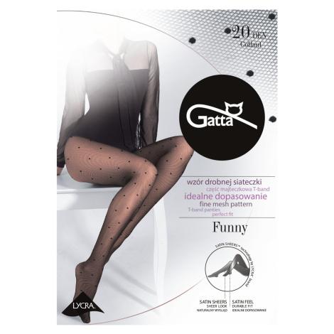 Punčochové kalhoty Gatta Funny nr 05 20 den černá