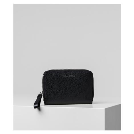 Peněženka Karl Lagerfeld K/Vektor Medium Zip Wallet