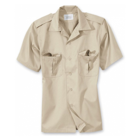 Surplus Košile US Army 1/2 béžová