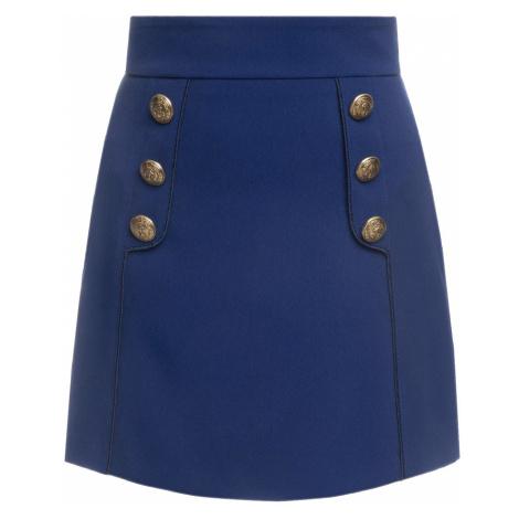 Modrá sukně - ELISABETTA FRANCHI