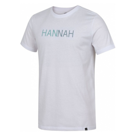 Pánské tričko Hannah Jalton bright white (1)