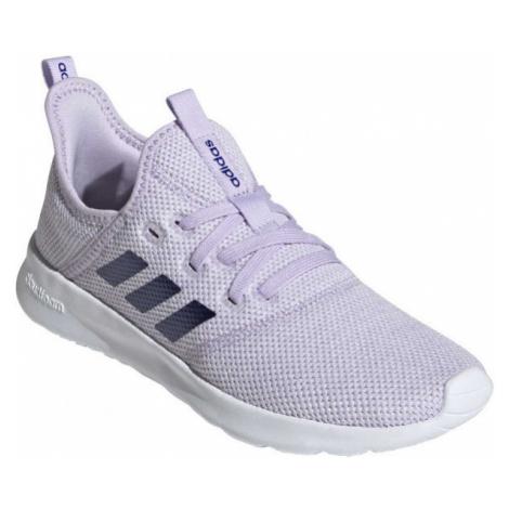 adidas CLOUDFOAM PURE fialová - Dámská volnočasová obuv