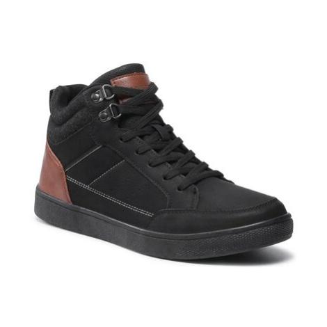 Šněrovací obuv Lanetti S21C619A-1
