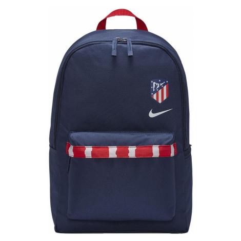 Batoh Nike Atlético de Madrid Stadium Modrá / Červená