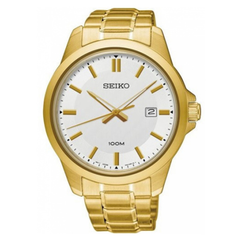SEIKO SUR248P1, Pánské náramkové hodinky