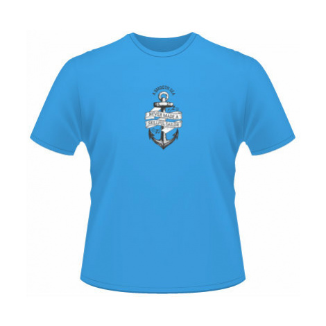 Pánské tričko na tělo Skillful Sailor