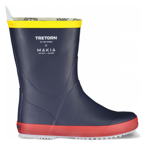 Makia x Tretorn Rubberboot Multicolor 475735_80