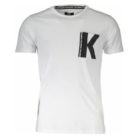 KARL LAGERFELD BEACHWEAR tričko s krátkým rukávem