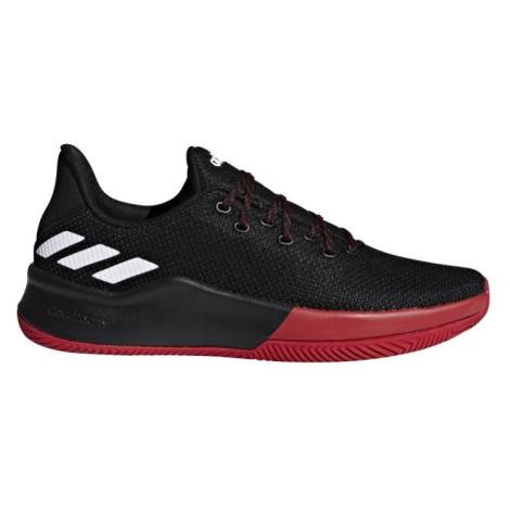 Pánské basketbalové boty adidas Performance SPEEDBREAK Černá / Červená