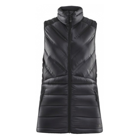 Dámská vesta CRAFT Lightweight Down černá