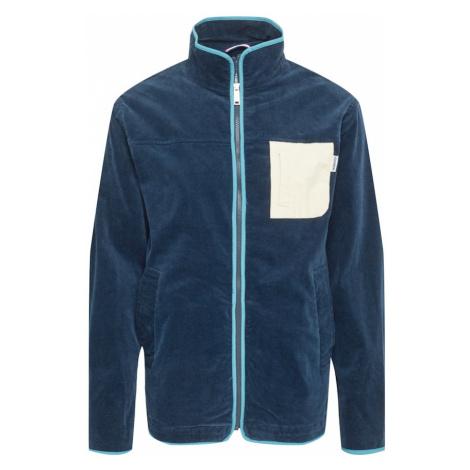 Wemoto Přechodná bunda 'Lambton' námořnická modř / světlemodrá / krémová