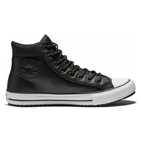 Converse Chuck Taylor All Star Leather Boot Pc černé 162415C