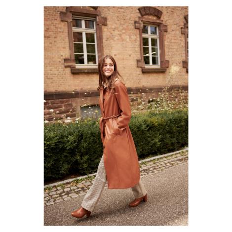 Kabát z ekokůže Orsay
