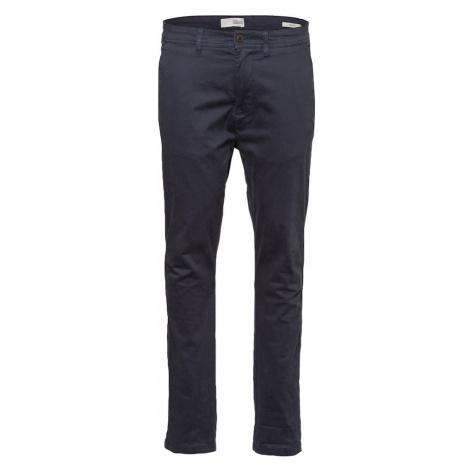 !Solid Kalhoty 'Jim' marine modrá