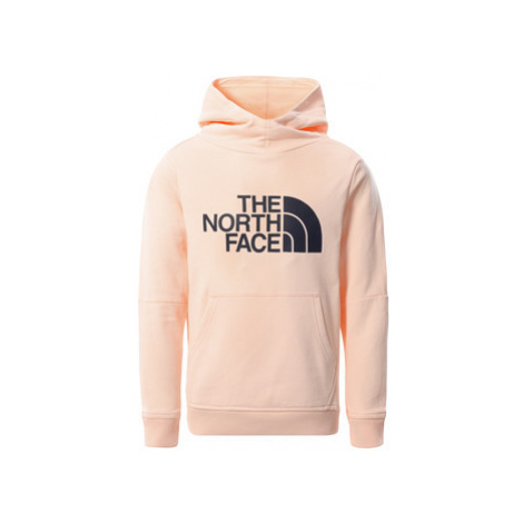 The North Face DREW PEAK HOODIE 2.0 Růžová