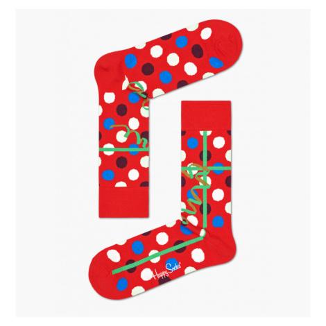 Ponožky Happy Socks Christmas Gift Sock (CHG01-4300) M