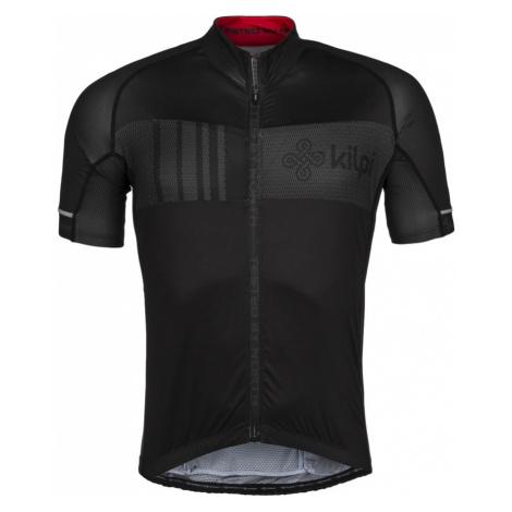KILPI Pánský cyklistický dres CHASER-M IM0021KIBLK Černá