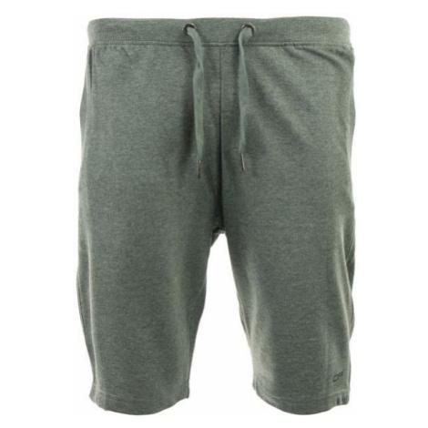 ALPINE PRO PANFIL 2 zelená - Pánské šortky
