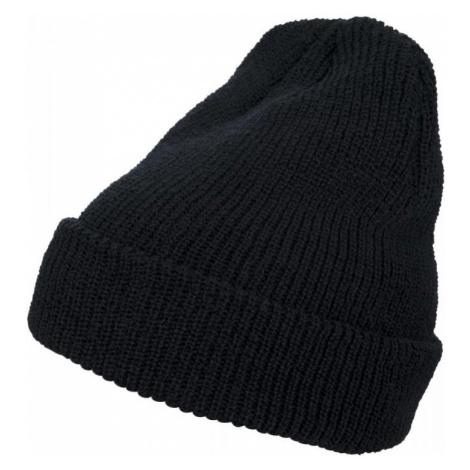 Long Knit Beanie - black Urban Classics
