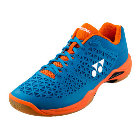 Pánská sálová obuv Yonex Power Cushion Eclipsion X Blue/Orange,