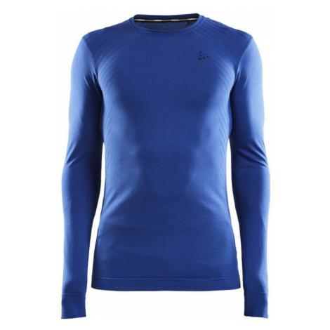Pánské tričko CRAFT Fuseknit Comfort LS modrá