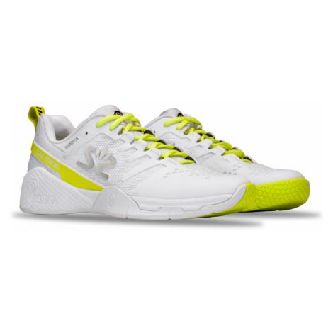 Dámská sálová obuv Salming Kobra 3 Women White/Fluo Green