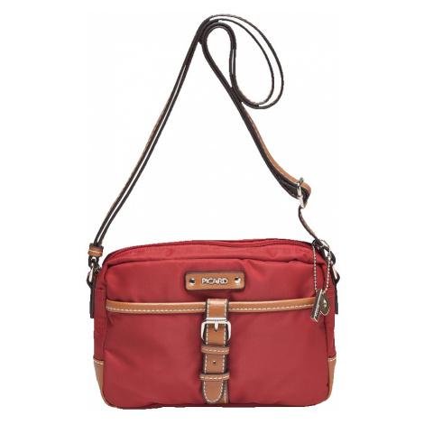 PICARD Sonja 2471 kabelka přes rameno červená