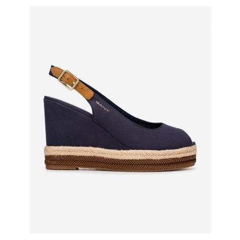 Ivalice Klínová obuv Gant