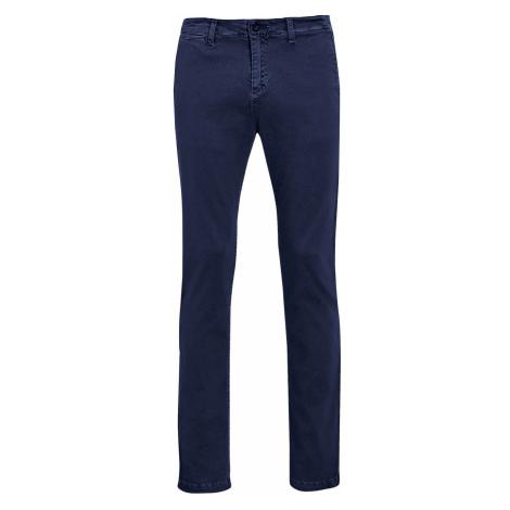 SOĽS Pánské kalhoty JULES MEN - LENGTH 33 01424319 Námořní modrá SOL'S