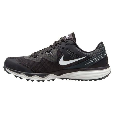 NIKE Běžecká obuv 'Juniper Trail' tmavě šedá / černá