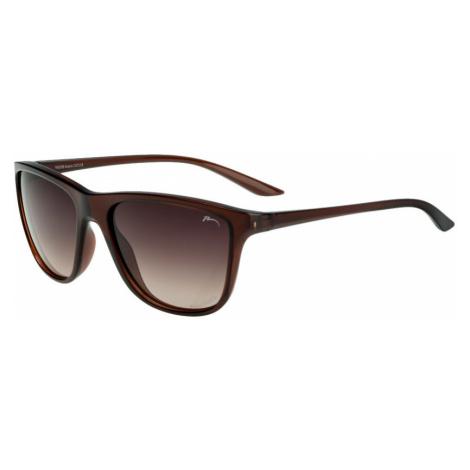 RELAX Buena Dámské sluneční brýle - polarizační R0328B hnědá 20L