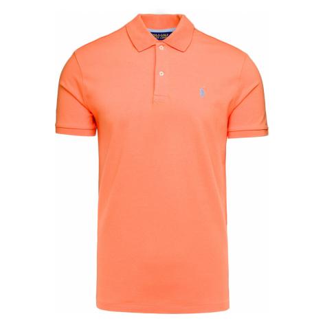 Polo POLO GOLF RALPH LAUREN oranžová