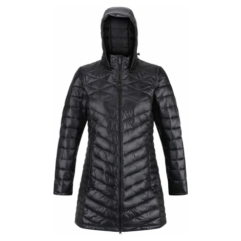 Dámský prošívaný kabát Regatta ANDEL II černá