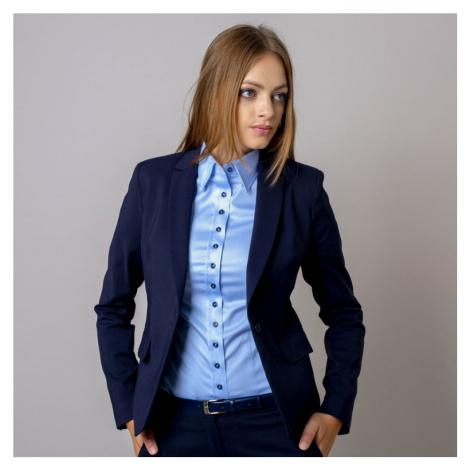 Dámské sako tmavě modré barvy 10355 Willsoor