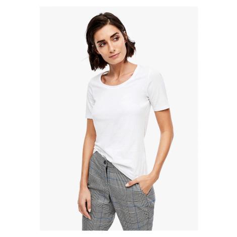 s.Oliver dámské triko s krátkým rukávem 04.899.32.5008/0100
