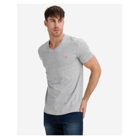 Guess šedé pánské tričko Core