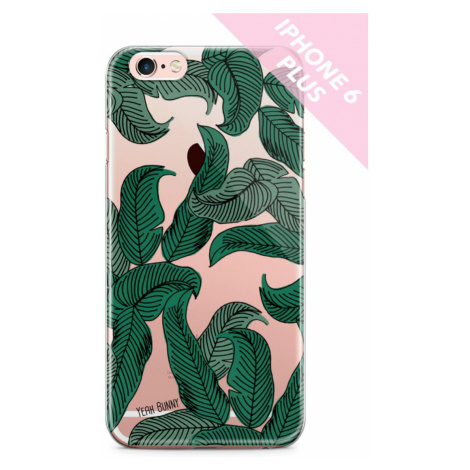 Kryt na iPhone 6 plus – Leaves YEAH BUNNY