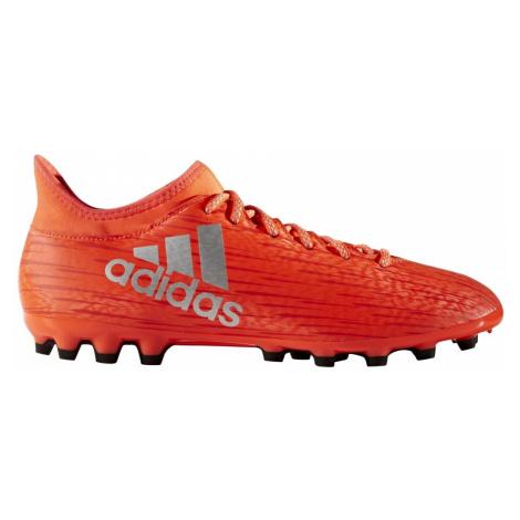 Kopačky adidas X 16.3 AG Oranžová