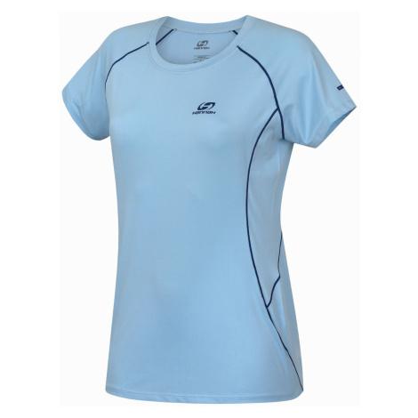 HANNAH SPEEDLORA Dámské funkční tričko 10001831HHX01 cool blue
