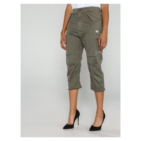 Kalhoty Replay Zelená