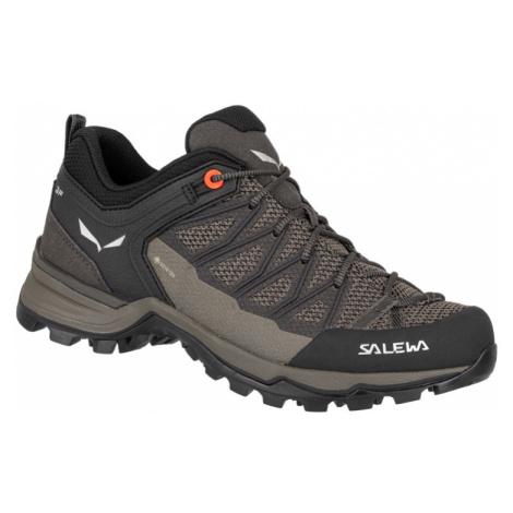 Dámská turistická obuv Salewa WS Mountain Trainer Lite GTX Wallnut