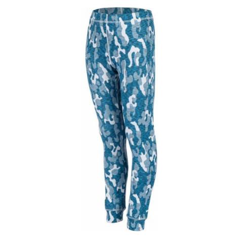 Arcore KILIAN modrá - Dětské termo kalhoty