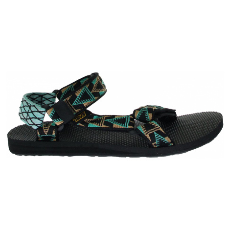 Teva Original Universal M, zelená/černá Pánské sandále Teva
