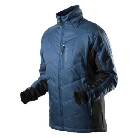 TRIMM BREEZA tmavě modrá - Pánská celoroční bunda