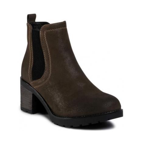 Kotníkové boty Jenny Fairy WS2265-05 Ekologická kůže /-Ekologická kůže