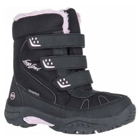 Loap FROST KID růžová - Dětská zimní obuv