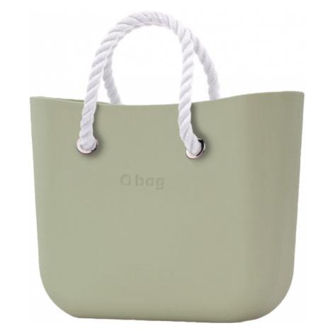 O bag kabelka Cargo s bílými krátkými provazy