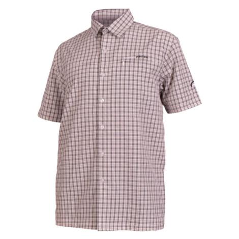 NORTHFINDER TERRENCE Pánská košile KO-3020OR279 černá bílá