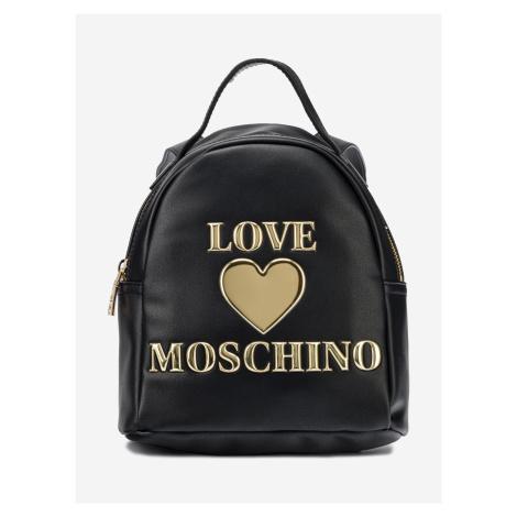 Batoh Love Moschino Černá